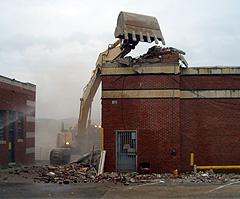 Prison Demolition