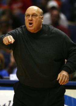 Majerus says he's staying put. (Bill Greenblatt, UPI)