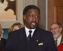 Rep. John Bowman