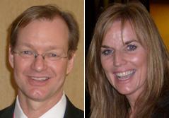 Sarah Steelman & Kenny Hulshof