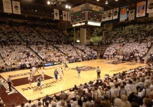The Final Game At Hammons Student Center