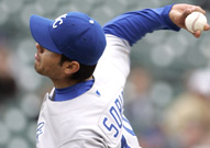 Joakim Soria blows save against Cubs