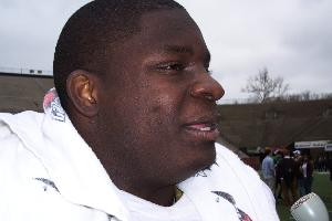 Junior LB Sean Weatherspoon