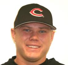 RHP Mark Carey, courtesy UCM sports information