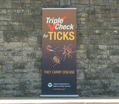 Tick Posters
