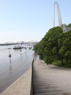 St. Louis flooding