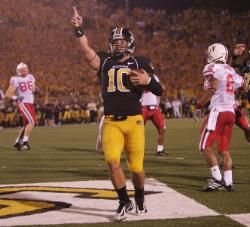 Chase Daniel (courtesy MU athletic dept.)