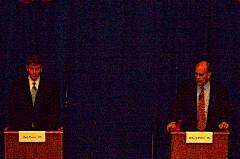 AG Debate in Columbia