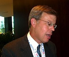 Former Senator Jim Talent