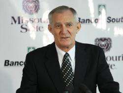 Bill Rowe, MSU A.D.