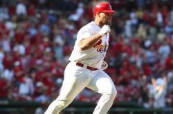 Pujols should be runaway MVP ( Bill Greenblatt, UPI)