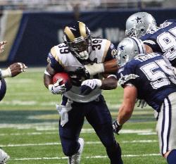 Rams will need Jackson after solid game against Dallas (Bill Greenblatt, UPI)