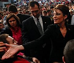 Sarah Palin in Cape Girardeau