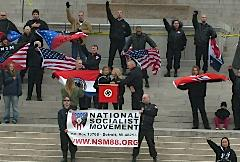 Nazis at the State Capitol