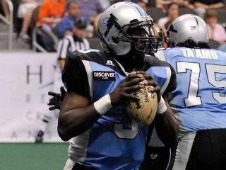 Quincy Carter trying to rebound his career in KC (Hi Blomquist, AFL)