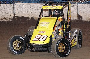 Tony Stewart's midget car won't be at KC, but it would still be fun to watch
