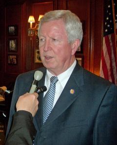 Kansas Senate President Steve Morris