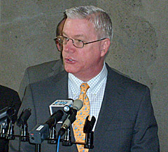 Lieutenant Governor Peter Kinder