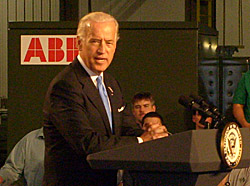 Vice President Joe Biden in Jefferson City