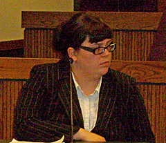 Attorney Jennifer Merrigan