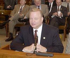 State Senator and Republican Congressional Candidate Gary Nodler