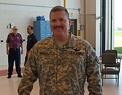 Command Chief Warrant Officer Don Muschler