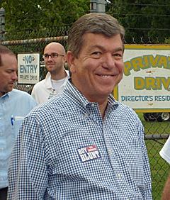 U.S. Senate Candidate Roy Blunt