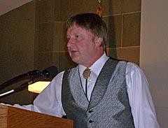 State Senator and US Senate Candidate Chuck Purgason