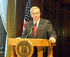 Governor Nixon's news conference