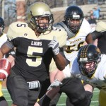 HAAC Player of the Year, Denodius O'Bryant, courtesy of lindenwoodlions.com