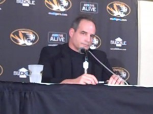 Gary Pinkel talks about Mizzou's 2010 recruiting class