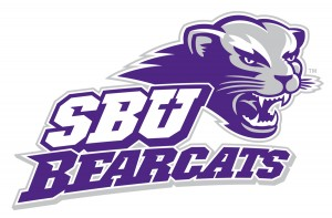 New SBU Bearcats logo