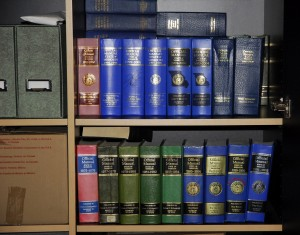 The Missourinet's Blue Book archives.