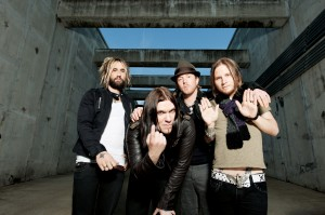 Shinedown returns for another performance this year after rocking a full grandstand last year.