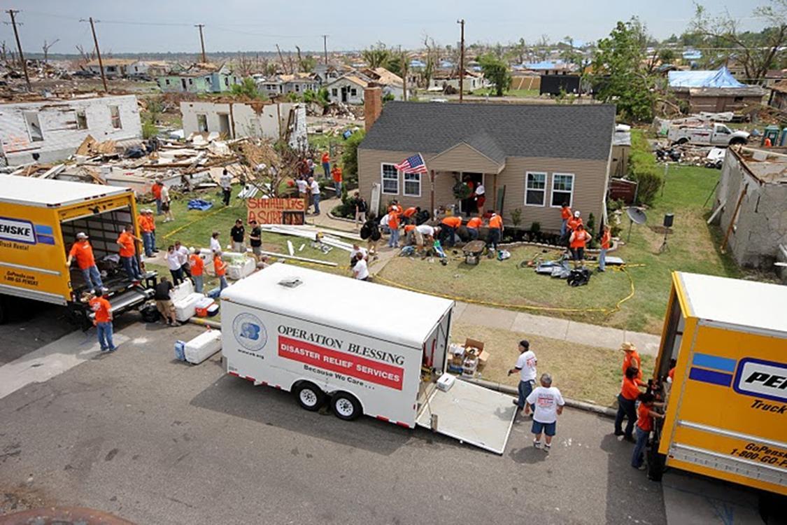 Home Depot helping Joplin rebuild (AUDIO) - Missourinet
