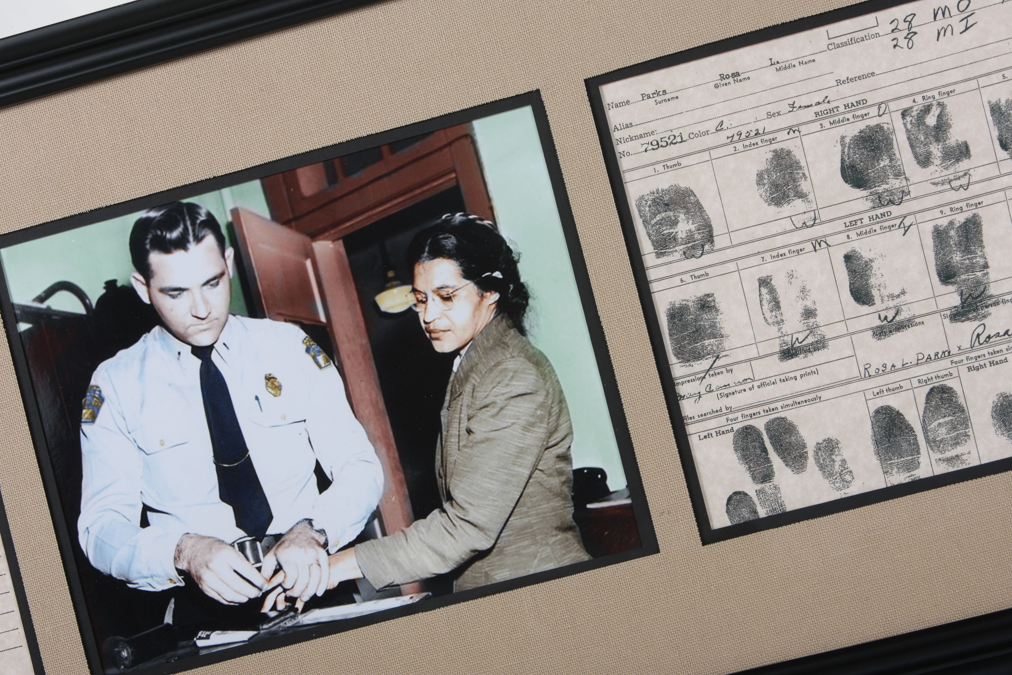 from rosa parks to michael jackson black history exhibit is for all ages races audio