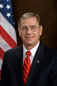 Congressman Blaine Luetkemeyer (R-MO) Photo courtesy of US House of Representatives