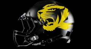 New Mizzou football helmet?