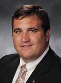 Representative Caleb Jones (Photo courtesy, Missouri House Communications)