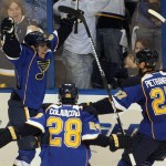 #STLBlues lose Perron to Vegas in expansion draft