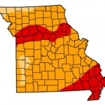 Click image to go to the latest U.S. Drought Monitor update for Missouri.