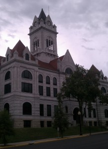 Cole County Courthouse, Jefferson City