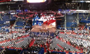 RNC Convention floor