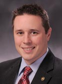 Senator Ryan Silvey (R-Kansas City)
