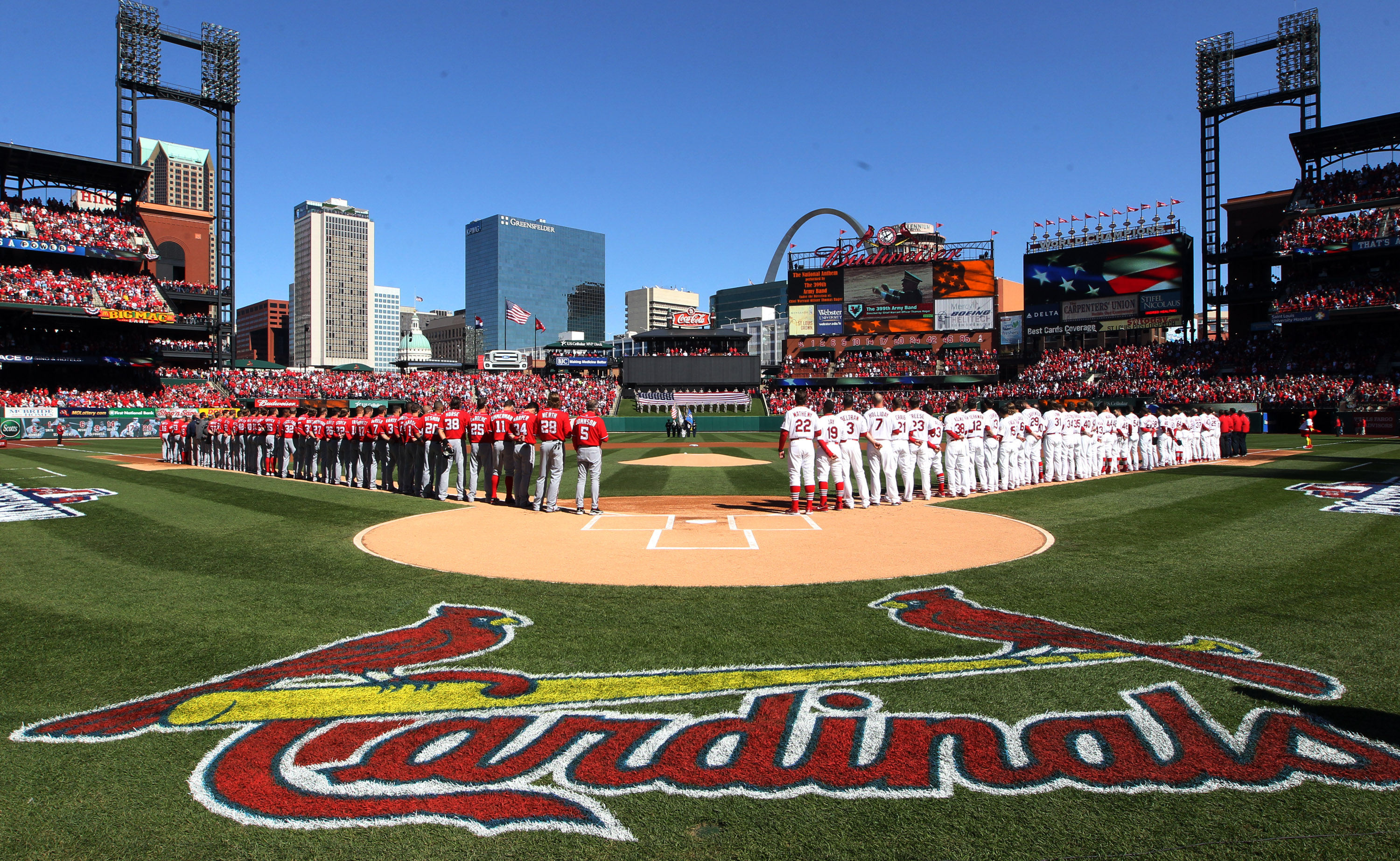 Cardinals have a good chance to even up the NLDS (AUDIO ...