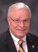 Representative Bill Lant (R-Joplin) Photo courtesy:  Missouri House Communications.
