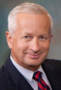 Former U.S. Senate candidate John Brunner.