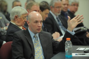 Representative Casey Guernsey (photo courtesy; Tim Bommel, Missouri House Communications)