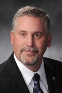 Representative Jay Houghton, R-Martinsburg (photo courtesy; Tim Bommel, Missouri House Communications)