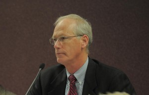 Representative Rick Stream (R-Kirkwood) chairs the House Appropriations Committee.  (photo courtesy; Tim Bommel, Missouri House Communications)